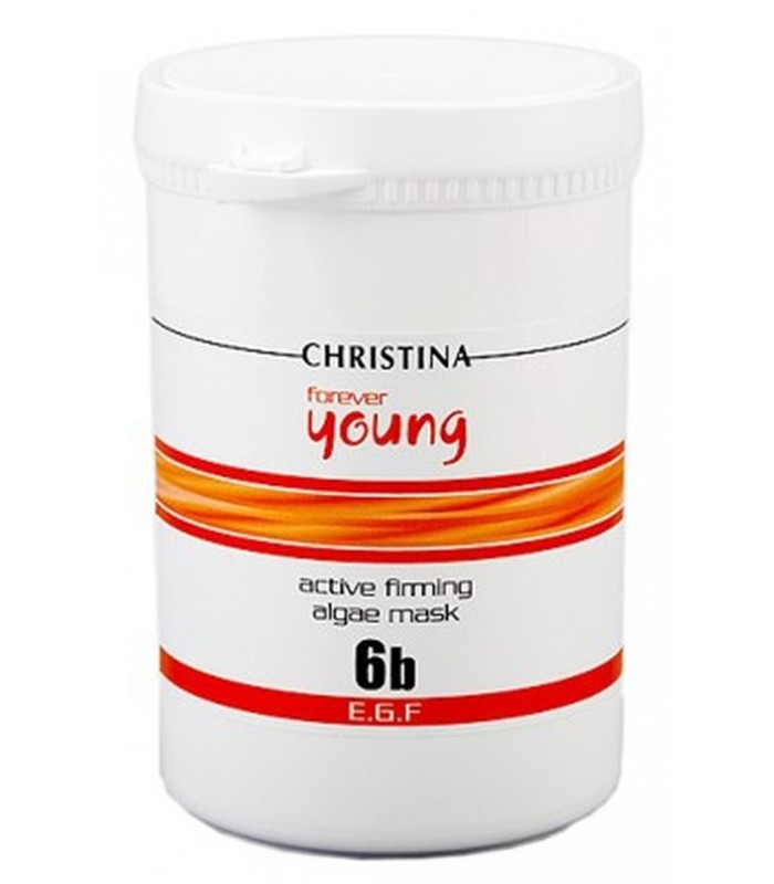 Active Firming Algae Mask - Forever Young - Step 6 b - Christina - 500 ml