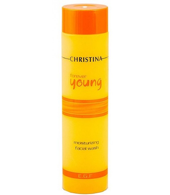 Moisturizing Facial Wash - Forever Young - Christina - 200 ml